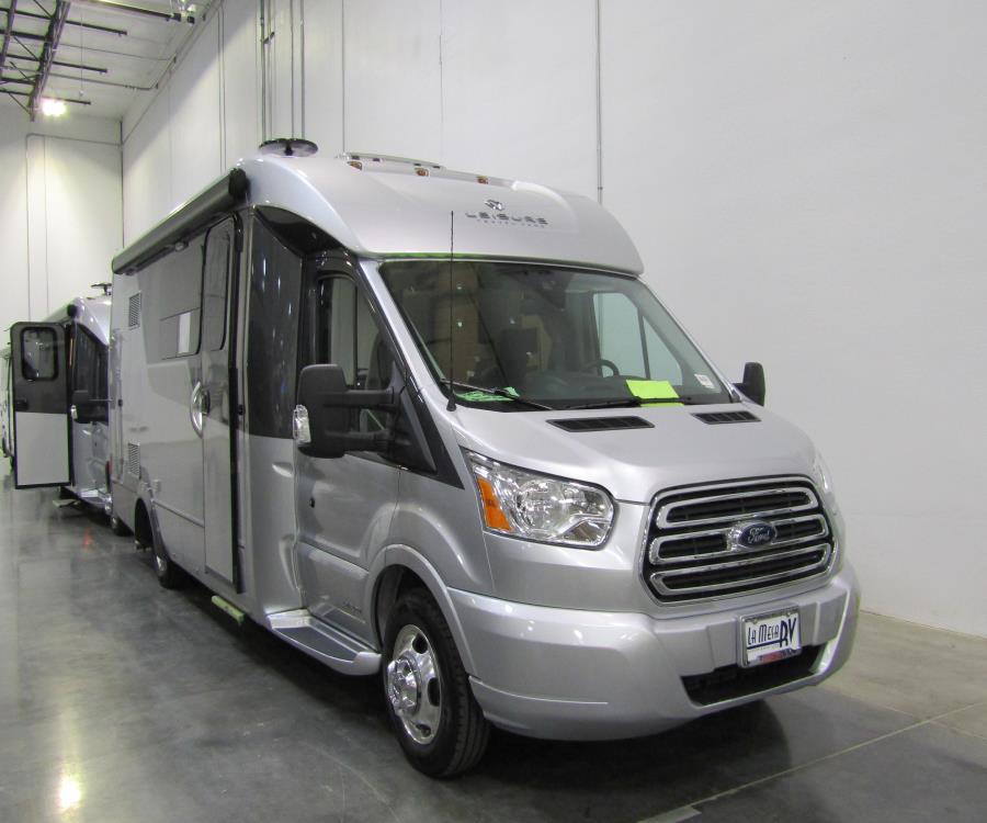 2018 Leisure Travel Vans WONDER