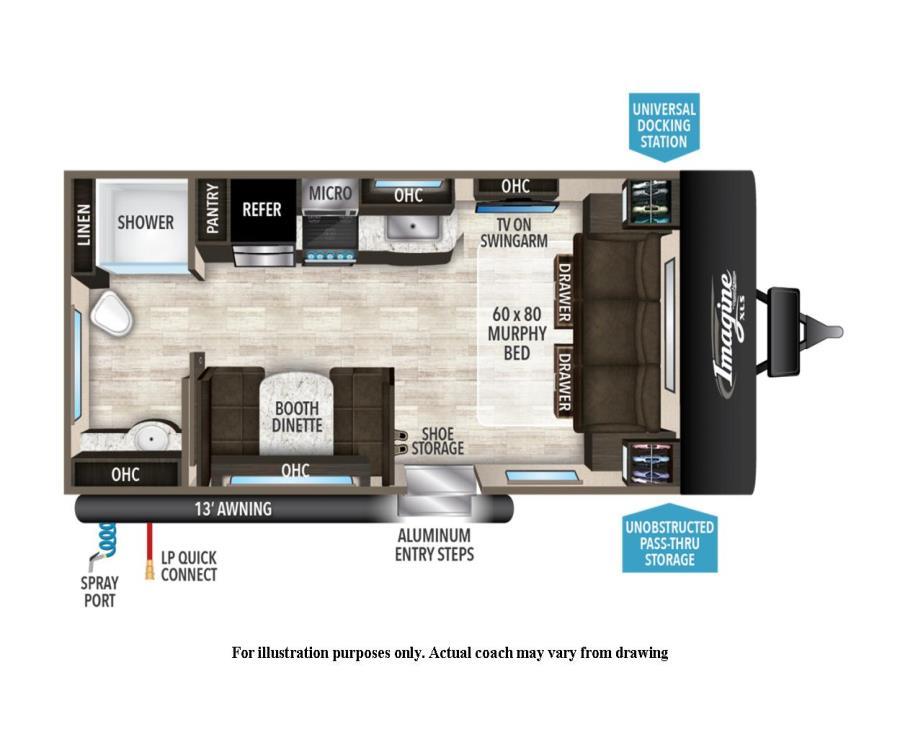 2020 Grand Design IMAGINE XLS