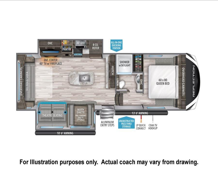 2020 Grand Design REFLECTION 150