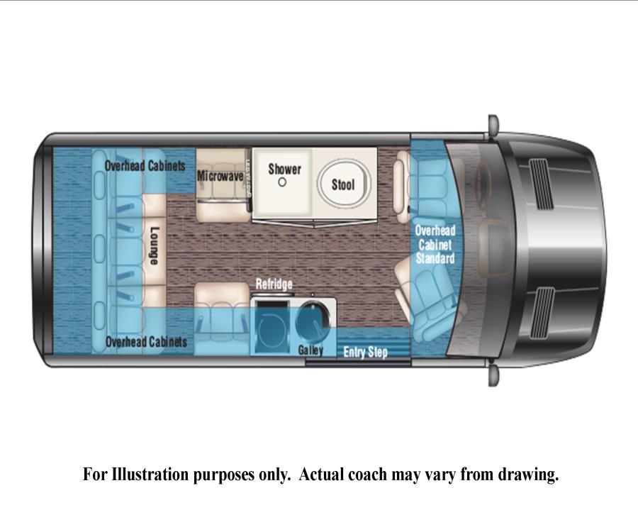 2020 Midwest Automotive Designs PASSAGE