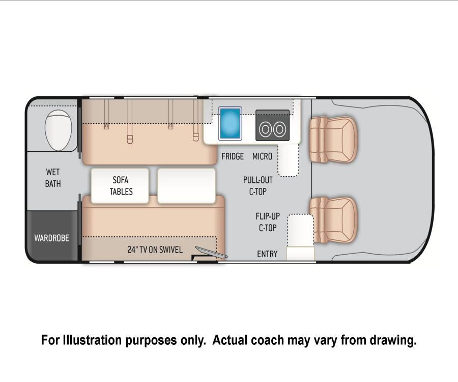2020 Thor Motor Coach SEQUENCE