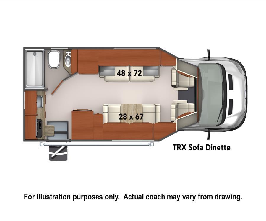 2020 Phoenix USA RV PHOENIX TRX